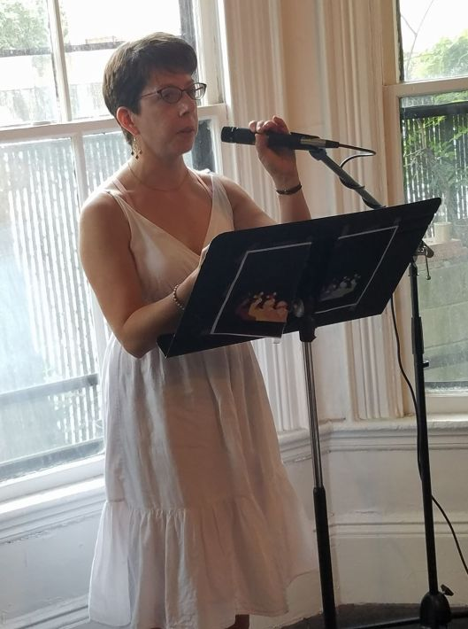 Boston Poetry Marathon-August