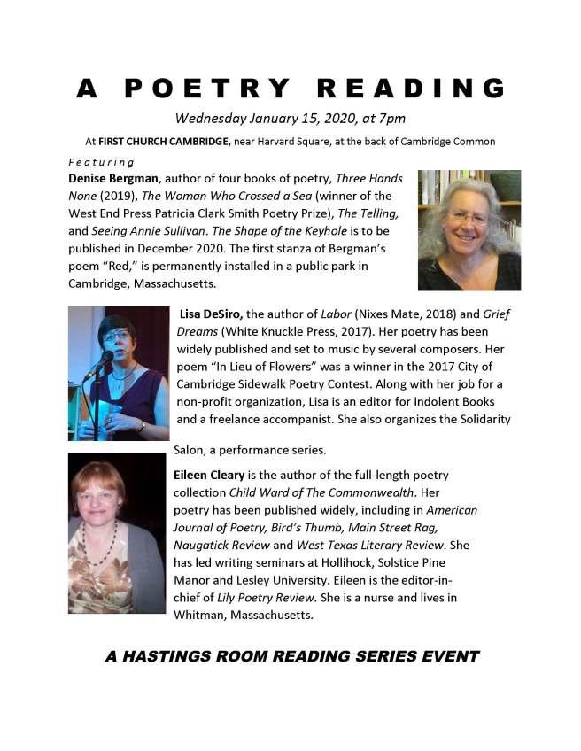 Hastings Room 012020 flyer